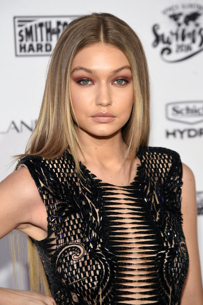 Gigi-Hadid-Sheer-Black-Jumpsuit-Sports-Illustrated-Event